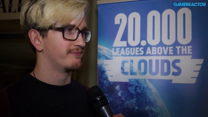 20,000 Leagues Above the Clouds - Jonatan Crafoord Interview