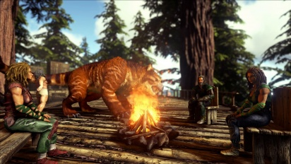 Ark: Survival Evolved - Patch 255 Trailer