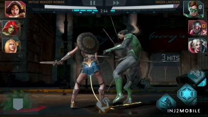 Injustice 2 - Wonder Woman Events