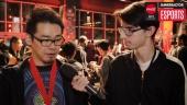 Tekken World Tour finals - Tissuemon Interview