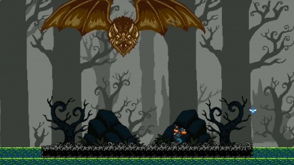 The Messenger - Creators of Ninja Gaiden Play The Messenger