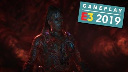 Gears 5 - Escape E3 Gameplay