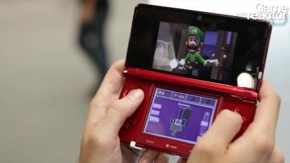 Luigi's Mansion: Dark Moon - gameplay