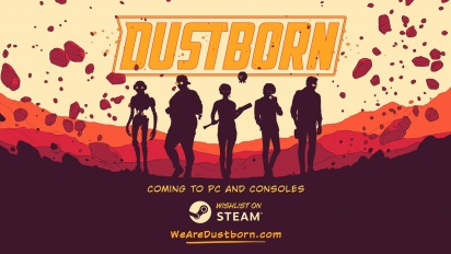 Dustborn - Teaser Trailer