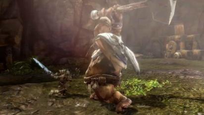 Kingdoms of Amalur: Re-Reckoning - Might Trailer