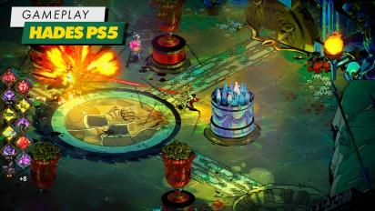 Hades - PS5 Gameplay