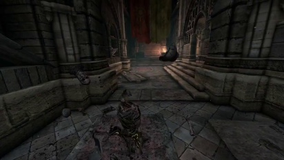 Hellraid - AI animations of the Skeletons Trailer