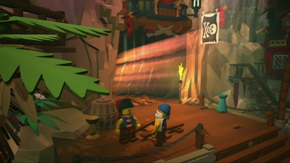 LEGO Minifigures Online - Pirate World