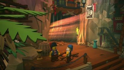 LEGO Minifigures Online - Pirate World