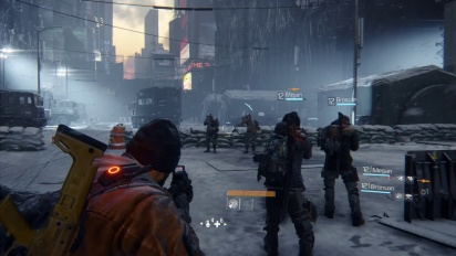The Division - E3 - Dark Zone Multiplayer Reveal