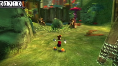 Rayman 3: Hoodlum Havoc HD - Enemies trailer