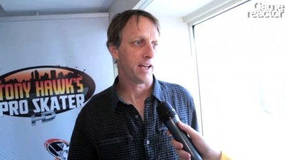 GDC 12: Tony Hawk Interview