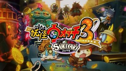 Yo-kai Watch 3: Sukiyaki - First trailer