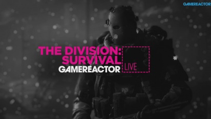 The Division: Survival - Livestream Replay