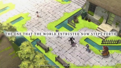 LOST SPHEAR Official Announcement Trailer