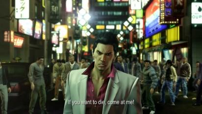 Yakuza Kiwami - Gameplay Trailer