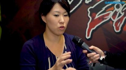 Dragon Ball FighterZ - Tomoko Hiroki Interview