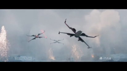 Star Wars Battlefront II - Rivalry Live Action Trailer