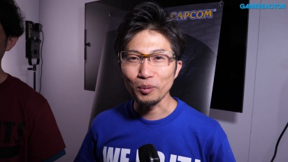Resident Evil 2 Remake - Yoshiaki Hirabayashi and Tsuyoshi Kanda Interview