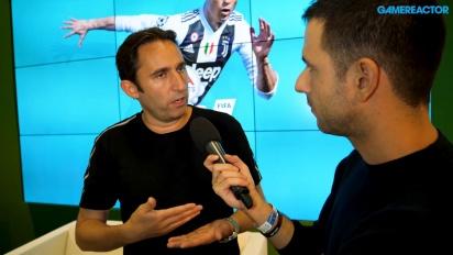 FIFA 19 - Matthew Prior Interview