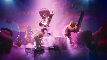 Clash of Clans - 7th Anniversary Party Wizard Party Time Trailer