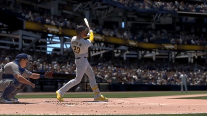 MLB The Show 21 - 4K 60FPS Gameplay Trailer