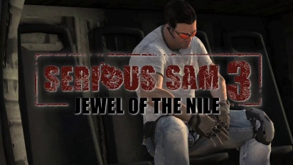 Serious Sam 3: BFE - Jewel of the Nile DLC Launch Trailer