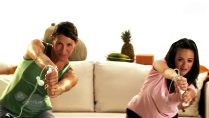EA Sports Active More Workouts - New Fitness Activities