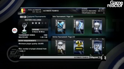 FIFA 10 - Ultimate Team Trailer 3