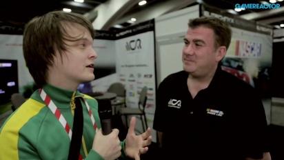 GDC: Auto Club Revolution - Interview