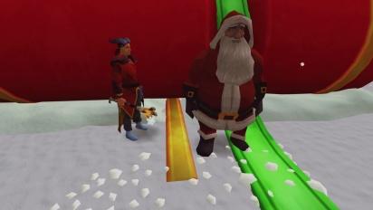 Runescape - Christmas time at RuneScape Trailer