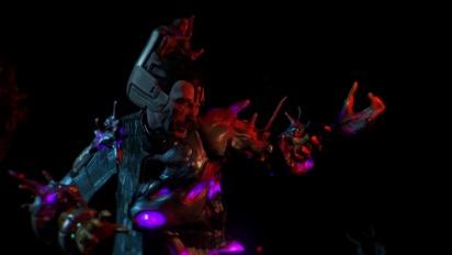 Warframe - Attention PS4 Tenno Trailer