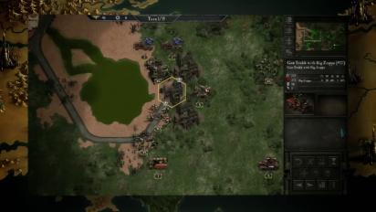 Warhammer 40,000: Armageddon Gameplay