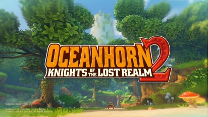 Oceanhorn 2: Knights of the Lost Realm - Title Theme Trailer