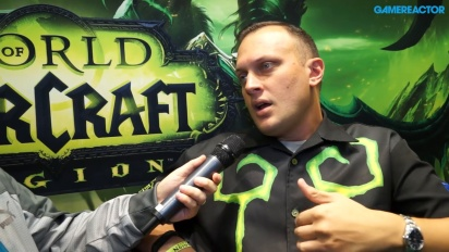 World of Warcraft: Legion - Ion Hazzikostas Interview