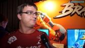 Brawlout - Bari Szabolcs Interview