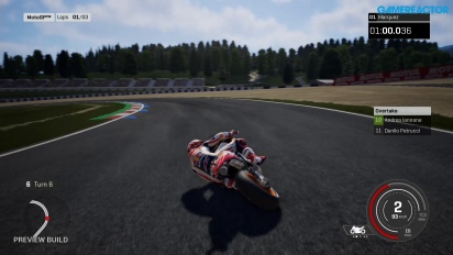 MotoGP 18 - Gameplay