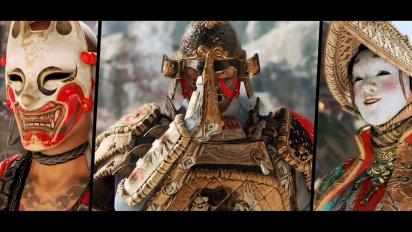 For Honor - Year 4 Season 1 Battle Pass