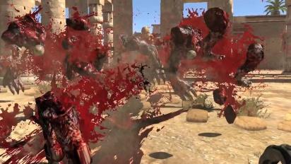Serious Sam 3: BFE - Xbox Live Arcade Release Trailer
