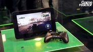 CES 13: Razer Edge - Interview