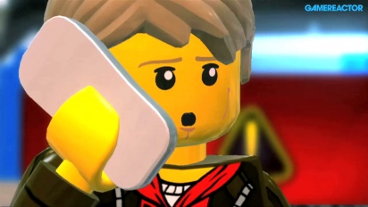 Lego City Undercover - Gameplay