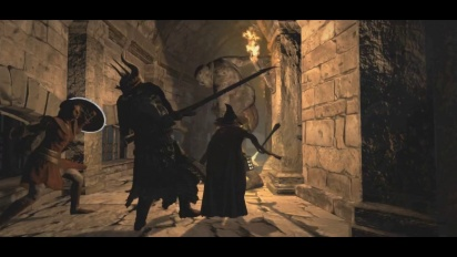 Dragon's Dogma - Dark Arisen: Sorcerer Trailer