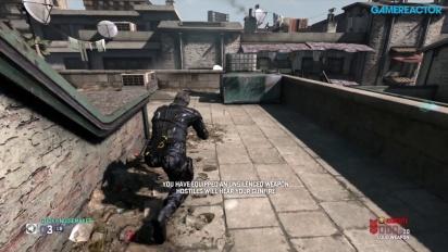 Splinter Cell: Blacklist - Rescue Kobin Gameplay
