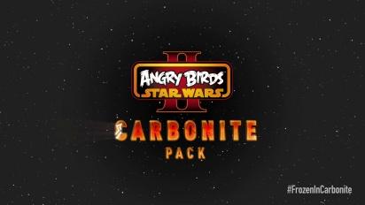 Angry Birds Star Wars II - Carbonite Pack Gameplay Trailer
