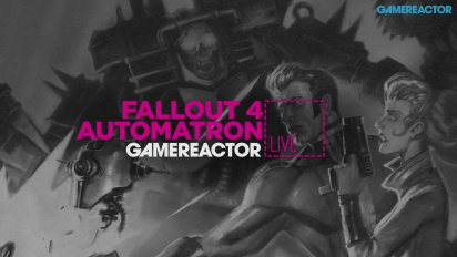 Fallout 4 - Automatron - Livestream Replay