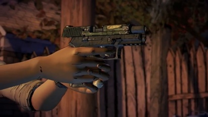 The Walking Dead Season Three - E3 2016 Announcement Trailer