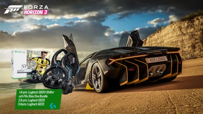 Forza Horizon 3 - Competition Video