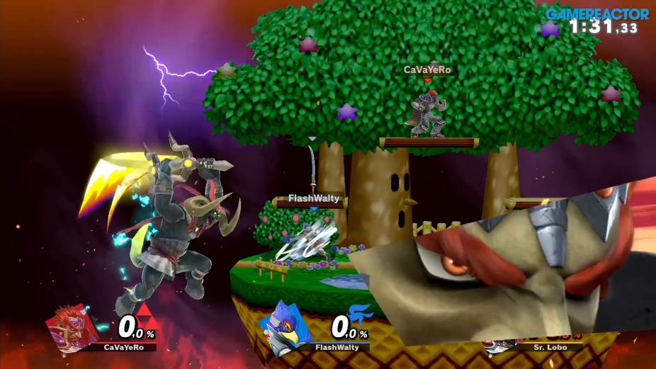 Here's the main issue with Smash Bros  Ultimate's online lag