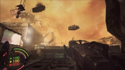 Hard Reset - DLC Trailer