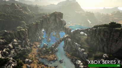 ARK: Survival Evolved - Xbox Series X Enhancement Upgrade